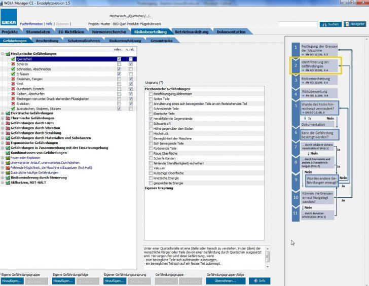 Risikobeurteilung nach DIN EN ISO 12100